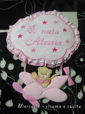 coccarda-fiocco-nascita-aeroplano-per-Alessia-2