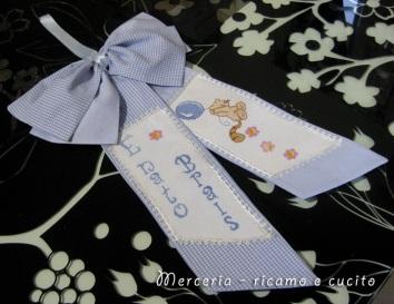 coccarda-fiocco-nascita-con-gatto-per-Brais-2