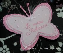 coccarda-fiocco-nascita-farfalla-per-Rebecca-2