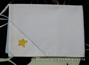 Lenzuola-con-federa-per-culla-e-carrozzina-con-orsetto-e-stelline-2