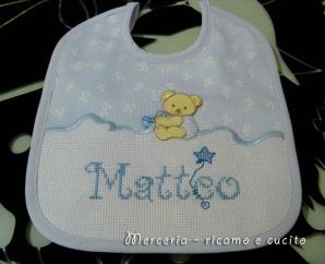 Bavaglino-Bavetta-con-orsacchiotto-per-Matteo-1