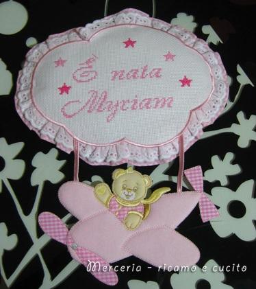 coccarda-fiocco-nascita-aeroplano-per-Myriam