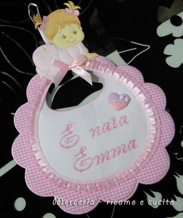 coccarda-fiocco-nascita-bavetta-per-Emma-2