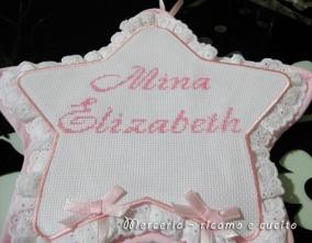 coccarda-fiocco-nascita-stella-per-Mina-Elizabeth-1
