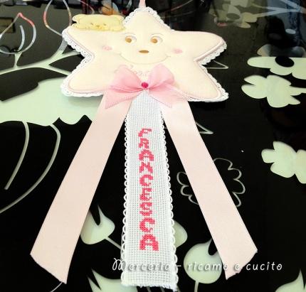 coccarda-fiocco-nascita-stellina-per-Francesca-1
