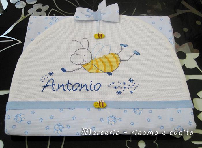 Porta pannolini con apine per antonio gift - Porta pannolini ...