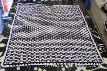 Baby-blanket---Copertina-in-cotone-all'uncinetto-per-carrozzina-2