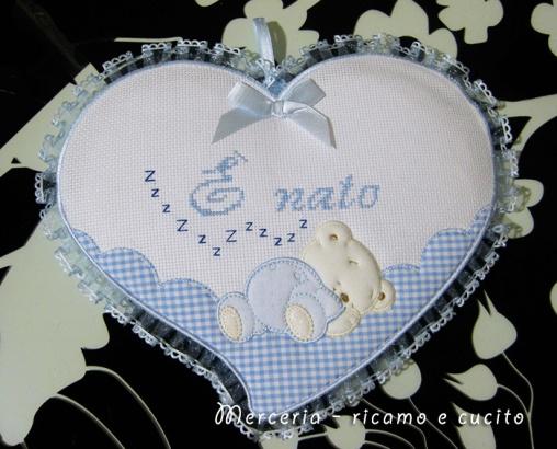 coccarda-Fiocco-nascita-cuore-E-nato
