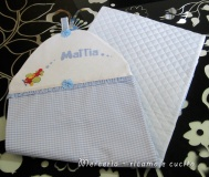 Porta pannolini con aeroplano per Mattia