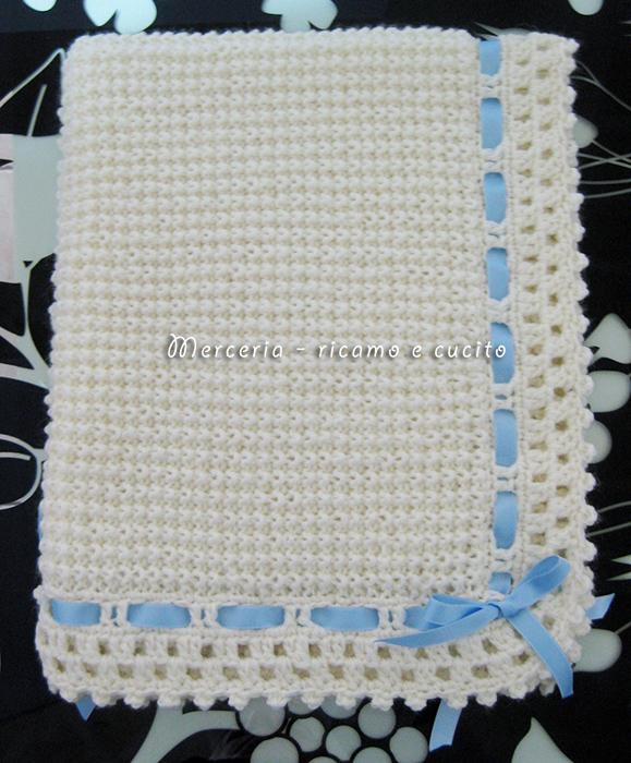 Copertine in lana per neonato » Copertine in lana per neonato 3