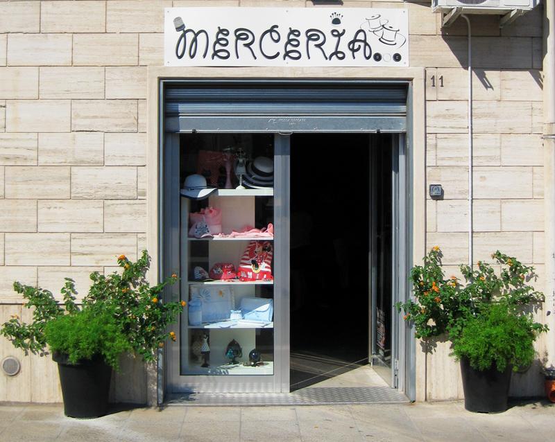 Merceria Spagnulo - Ricamo e cucito - Grottaglie 2013