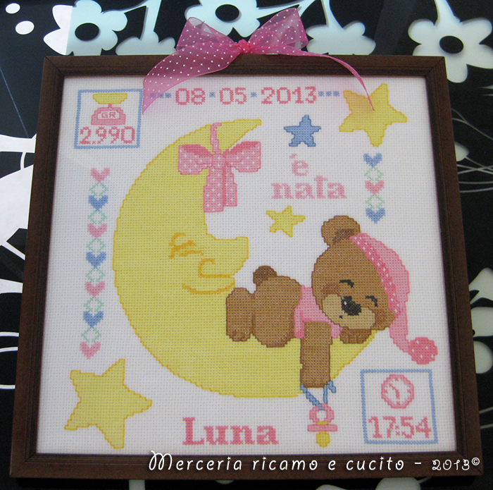 quadretto nascita on pinterest punto croce bebe and hobbies