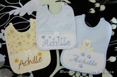 Set corredino per nascita Achille