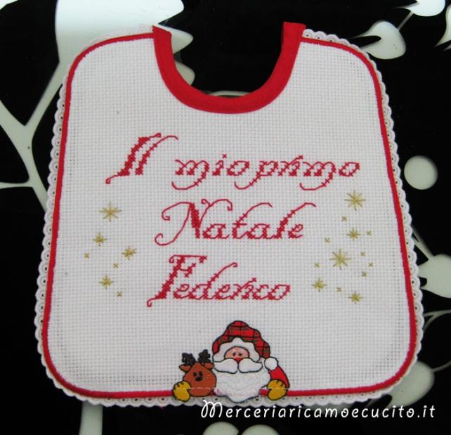 Bavetta primo Natale per Federico
