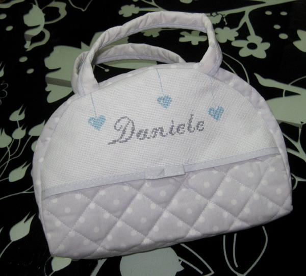 Beauty case neonato per Daniele