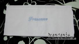 Asciugamano in cotone personalizzato con nome
