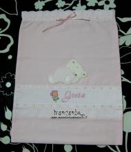 Sacchetti per nascita e asilo per Greta
