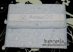 Buste portaoggetti per Antonio