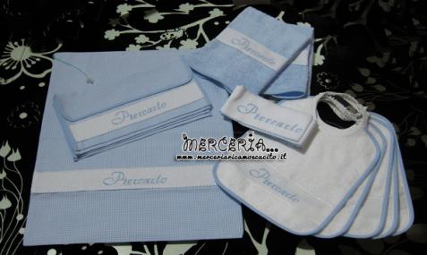 Asciugamani E Bavaglini Personalizzati.Ser Asilo Sacchetto Bavaglini Pappa Bustine Asciugamani E