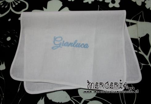 Asciugamano in cotone per Gianluca