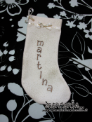 Calza della Befana personalizzate con nome
