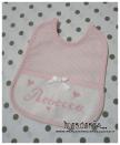 Bavette personalizzate per Rebecca