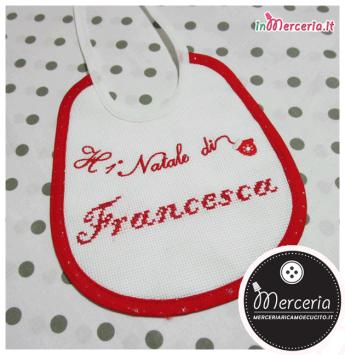 """Bavette """"Il primo Natale"""" di Francesca e Flavia"""