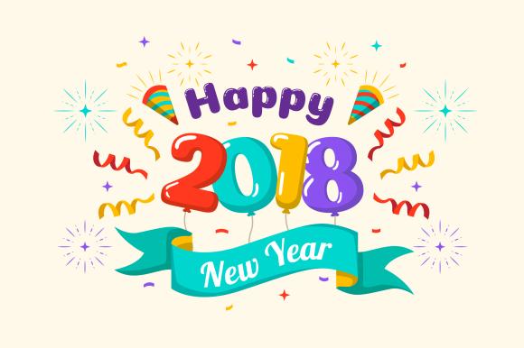 Buon anno e felice 2018!