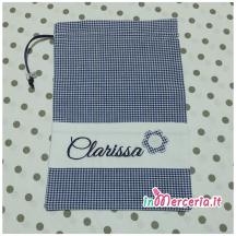 Sacchetto-e-sacchettino-nascita-e-asilo-quadrettato-per-Clarissa-2