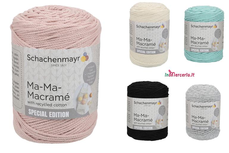Cotone Ma-Ma-Macramé